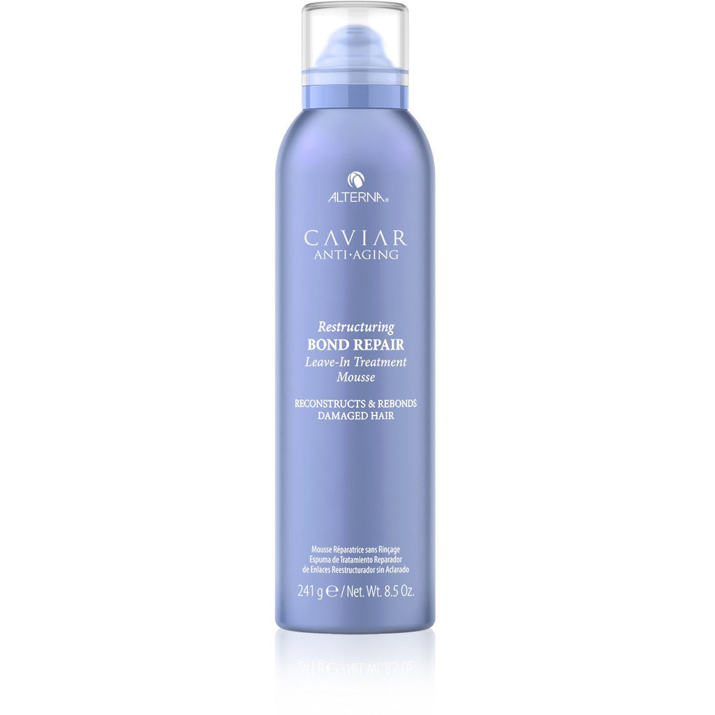 Caviar Anti-Aging RESTRUCTURING BOND REPAIR Leave-in Treatment Mousse