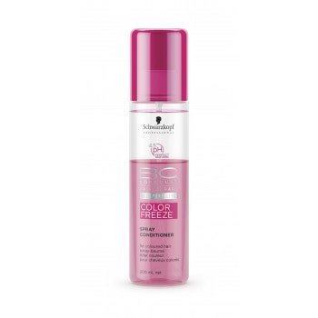 Schwarzkopf BC Color Freeze Spray Conditioner 200ml