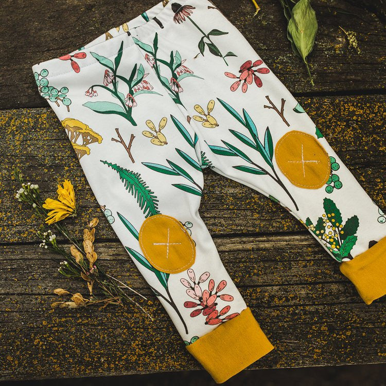 Adventure Leggings in Herbal Study