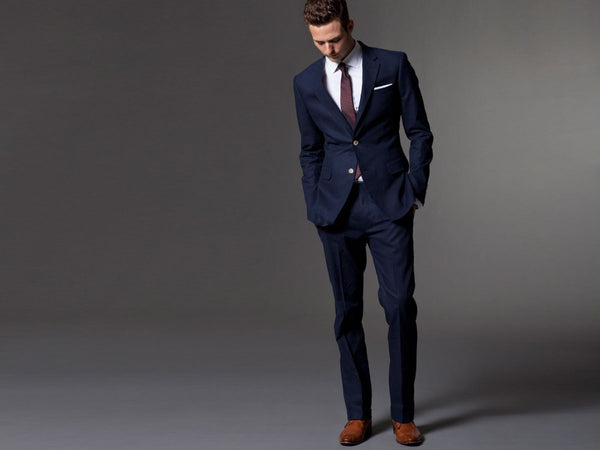 Custom Tailor Made Slim Fit Suit, Men Suit Set, Stylenol- Stylenol