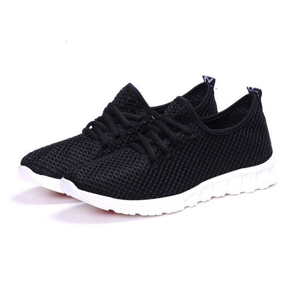 Men New Breathable Ultra-Light Casual Flat Shoes, Men Shoes - Stylenol