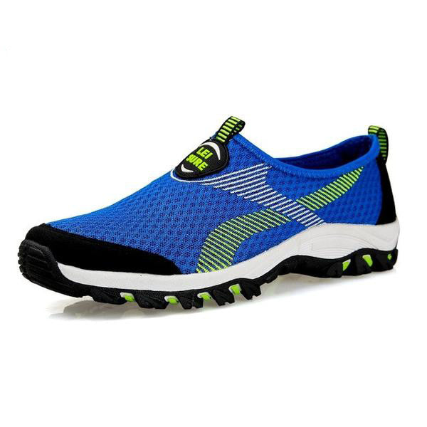 Unisex Breathable Outdoor Athletic Sneakers, Athletic Shoes - Stylenol