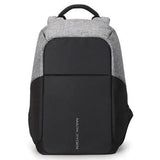 Men Multifunction USB Charging Backpack, Backpack, Stylenol- Stylenol