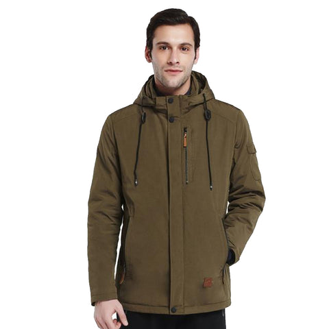 New Outer Pocket Zipper Solid Thin Casual Men Jacket, Men Jackets, Stylenol- Stylenol