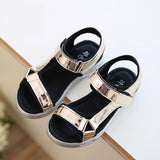 Girl New Sequin Sandals, Girl Shoes, Stylenol- Stylenol