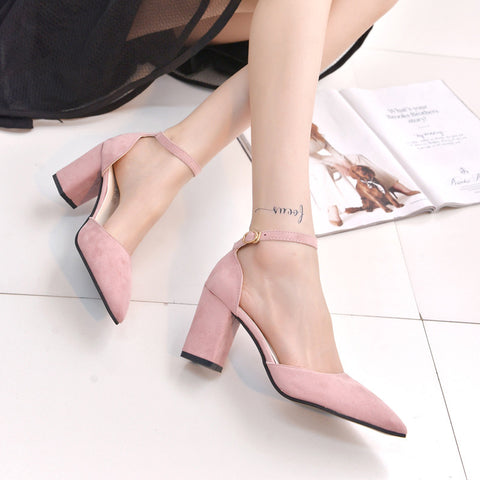 Woman Thin Air High Heels Shoes, Pump Shoes - Stylenol