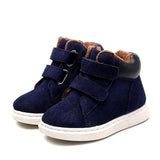 Unisex Thick Warm Cotton-Padded Slip Resistant Casual Sneakers, Kids Shoes - Stylenol