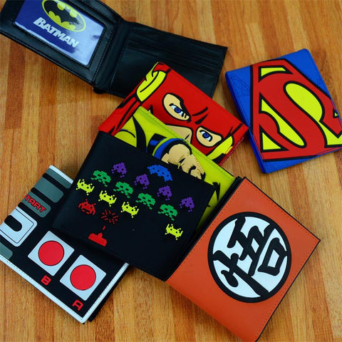 Men Marvel Super Hero Wallet, Wallet, Stylenol- Stylenol