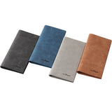 Men Retro Luxury Leather Wallet, Wallet, Stylenol- Stylenol