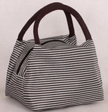 Women Canvas Casual Lunch Handbag, Handbags - Stylenol