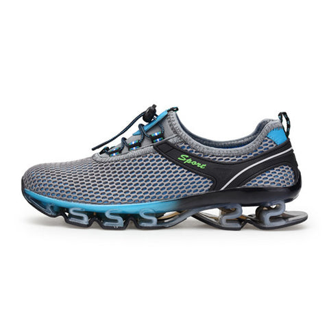 Men Breathable Cushion Athletic Shoes, Athletic Shoes, Stylenol- Stylenol