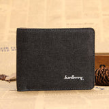 Men Soft Casual Short Wallet, Wallet, Stylenol- Stylenol
