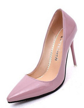 Woman Thin High Heels Stiletto Pumps Shoes, Pump Shoes - Stylenol