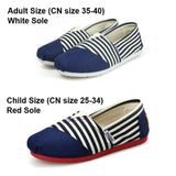 Unisex New Low Slip Casual Loafers, Kids Shoes - Stylenol
