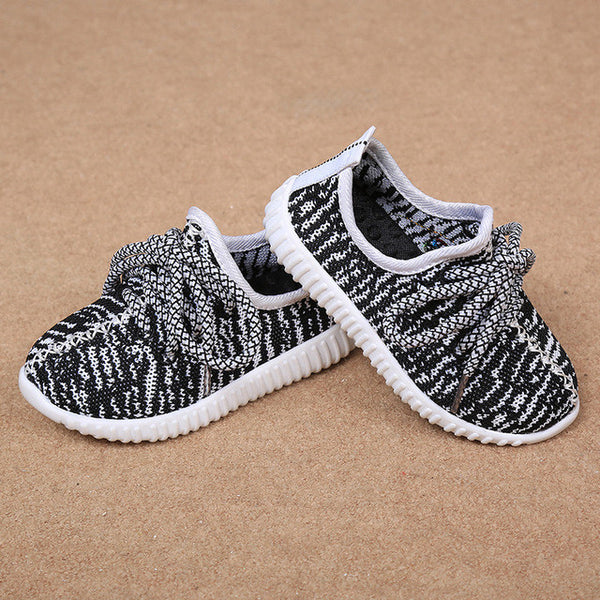 Unisex New Breathable Mesh Sneakers, Kids Shoes - Stylenol