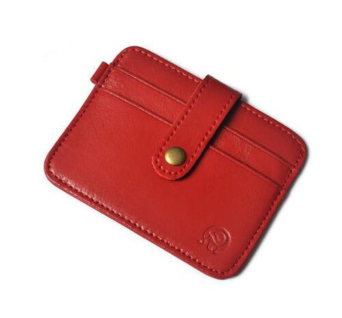 Men Luxury Slim Wallet, Wallet, Stylenol- Stylenol