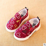 Unisex New Canvas Infant Casual Sneakers, Kids Shoes - Stylenol