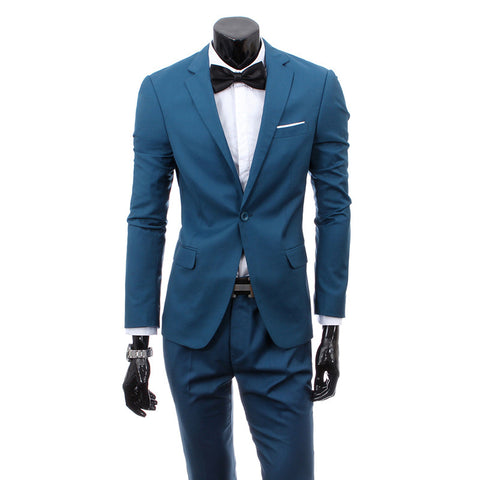 Custom Made Formal Suit Set, Men Suit Set, Stylenol- Stylenol