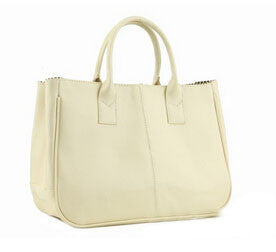 Women Leathe Top-Handle Tote Shoulder Handbag, Handbags - Stylenol