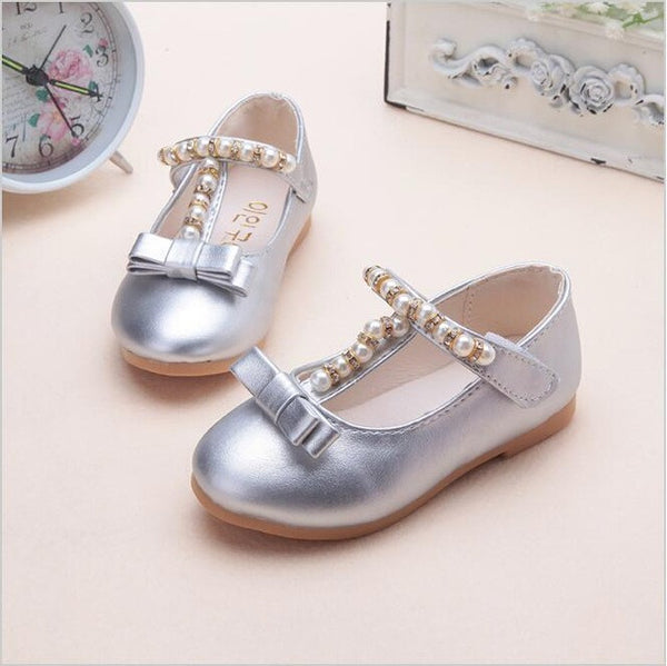 Princess Girls Beading Sandals, Girl Shoes - Stylenol