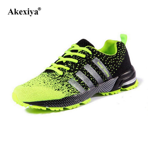 Unisex New Breathable Flat Running Shoes, Athletic Shoes - Stylenol