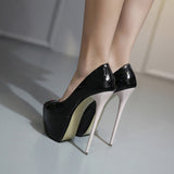 Women New High Heel Peep Toe Pumps, Pump Shoes - Stylenol