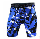 3D Compression Fit Tight Short, Men Shorts, Stylenol- Stylenol