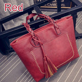 Women Vintage Bags Retro Leather Handbag, Handbags, Stylenol- Stylenol