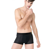 4 Pcs\lot Ventilate Plus Size Boxer Underwear, Men Underwear, Stylenol- Stylenol