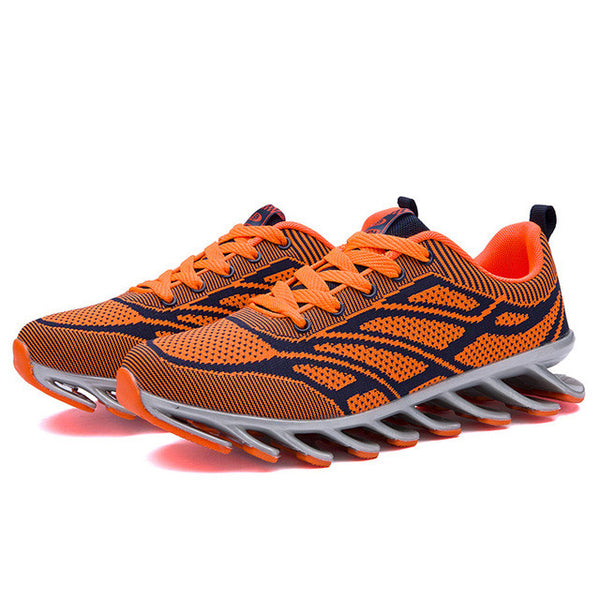 Men Breathable Athletic Running Training Shoes, Athletic Shoes, Stylenol- Stylenol