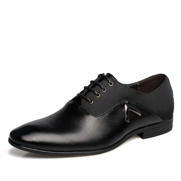 Men New Oxford Leather Dress Shoes, Men Shoes - Stylenol