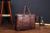 Men Leather Solid Messenger Bag, Messenger Bags, Stylenol- Stylenol