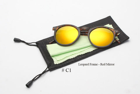 New Unisex Multicolour Mirror Sunglasses, sunglasses, Stylenol- Stylenol