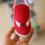 Unisex New Spiderman Flasher Sports Sneakers, Kids Shoes - Stylenol