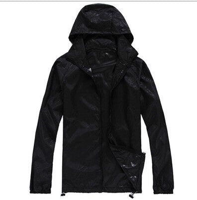 New Lovers Thin Hooded Casual Jackets, Jackets, Stylenol- Stylenol