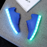 Girl Led Luminous New Simulation Sole Glowing Sneakers, Girl Shoes, Stylenol- Stylenol