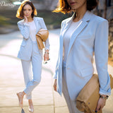 New Elegant Solid Coat Office Formal Suits, Suits, Stylenol- Stylenol