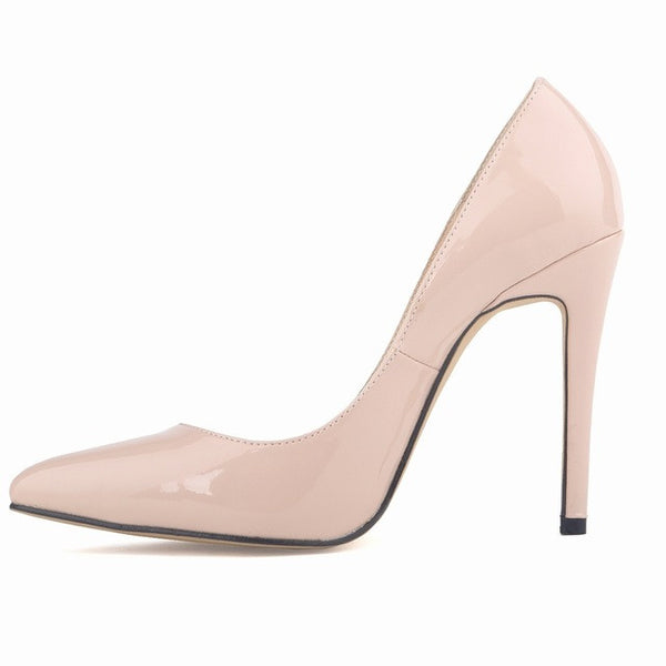 Women New High Heels Pointed Toe Pumps Shoes, Pump Shoes - Stylenol
