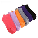 1 Pair Women Short Ankle Boat Low Cut Sock, Socks, Stylenol- Stylenol