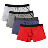 Mens  Plus Size Boxers Mens Underwear Lot- 4pcs, Men Underwear, Stylenol- Stylenol