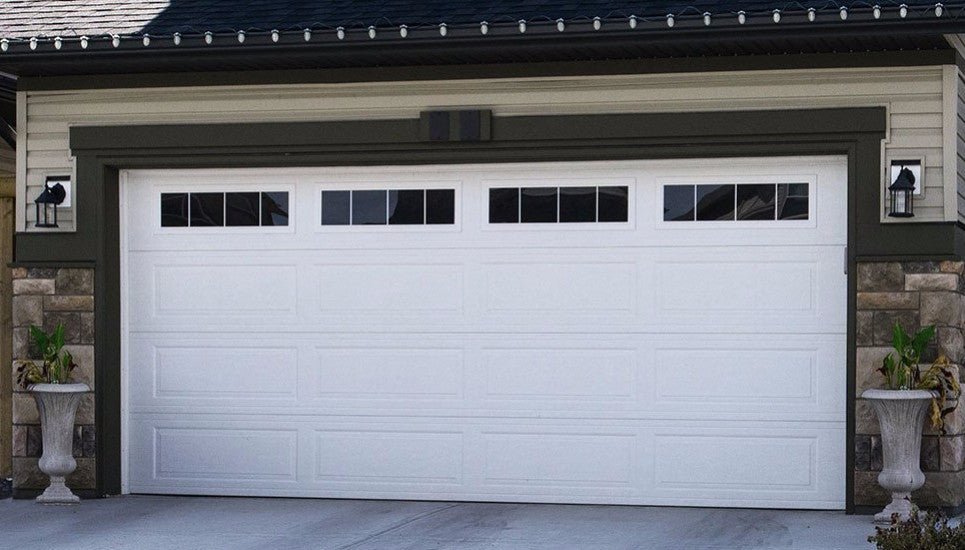 Series 8300 Insulated Steel Garage Door Standard Garage