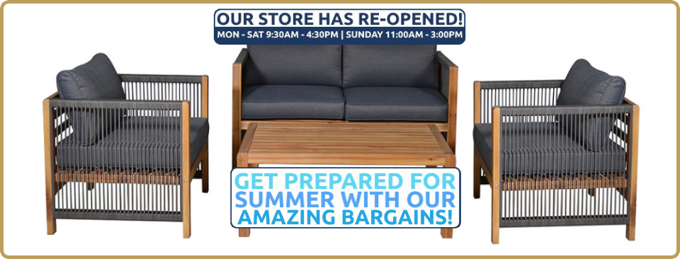 Our Store Has Re-Opened!