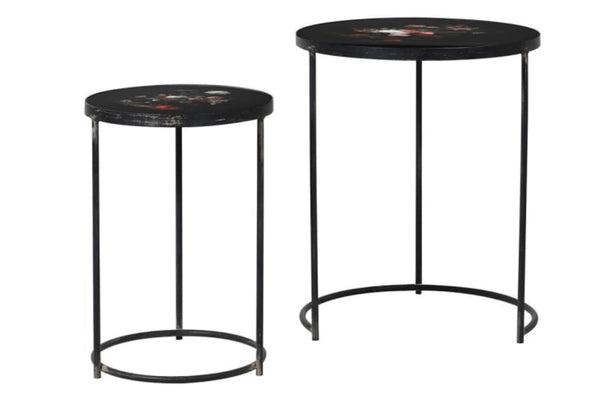 Floral Top Tables