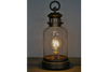Industrial Lantern Lamp