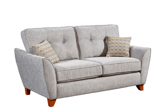 Amalfi 2 Seater Sofa - Available in Different Fabrics
