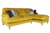Bosworth Chaise Cornergroup Sofa - Available in Different Colours