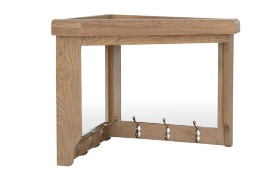 Harrogate Corner Hall Bench Top