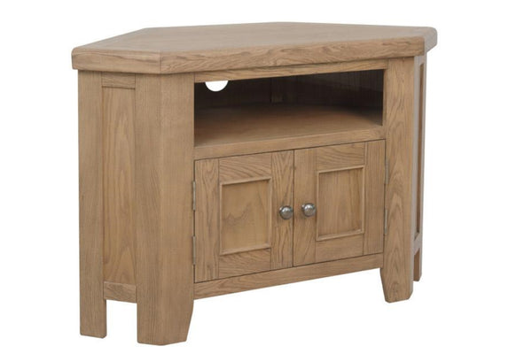 Harrogate Corner TV Unit