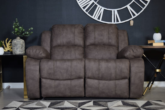 Valentino 2 Seater Manual Recliner