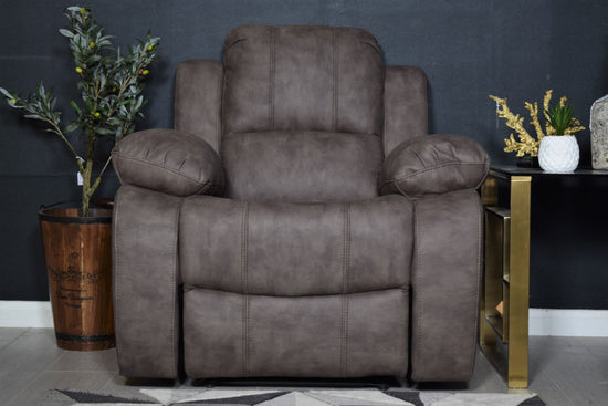 Valentino Manual Recliner Chair